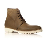 canvas boots